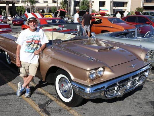 Just Cool Cars This Ford TBird Is A Real Gem - Cool car features