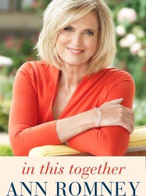 Ann Romney describes her journey in her new book.