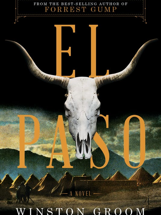 Image result for book cover el paso winston groom