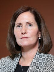 Julie Hamp, Toyota Motor's managing officer and chief