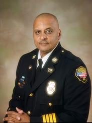Nashville Fire Department Interim Chief William Swann