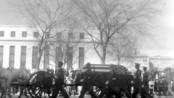 JFK-funeral