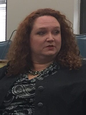 Department of Disablities and Special Needs Director Beverly Buscemi