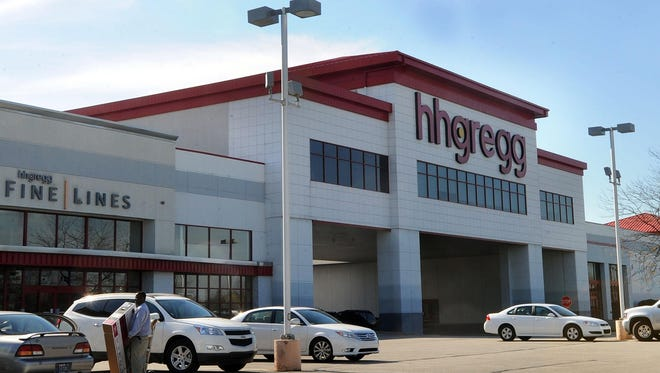 HHGregg announced Tuesday, March 7, 2017, it is filing for Chapter 11 bankruptcy protection. The announcement comes days after it said it was closing 88 stores in 15 states.