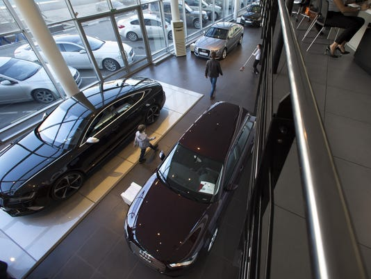 Russia Car Market Woes
