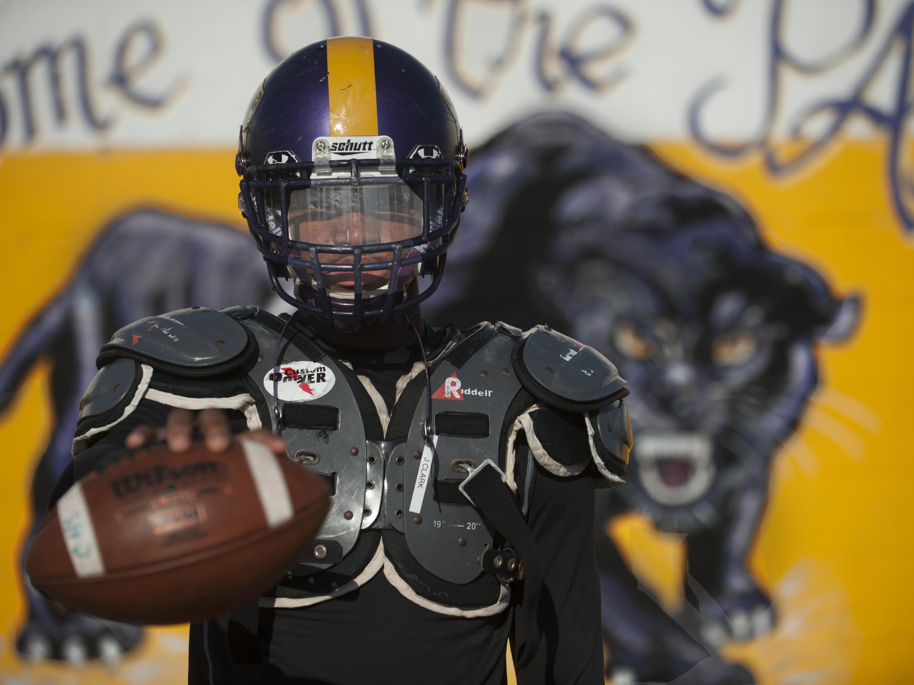Camden High School Joshua Clark