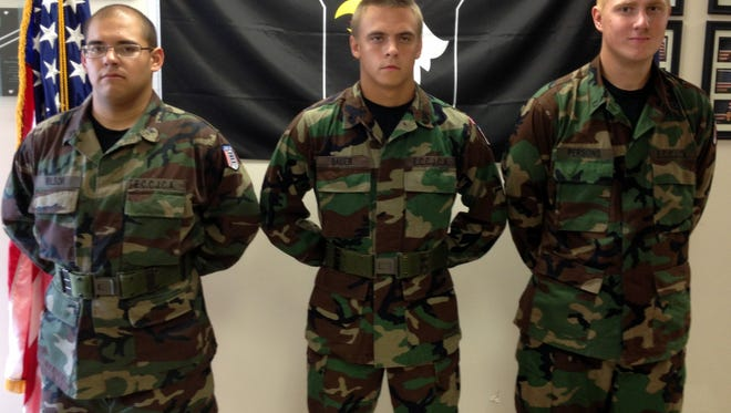 Job Corps Pre-Military Cadets
