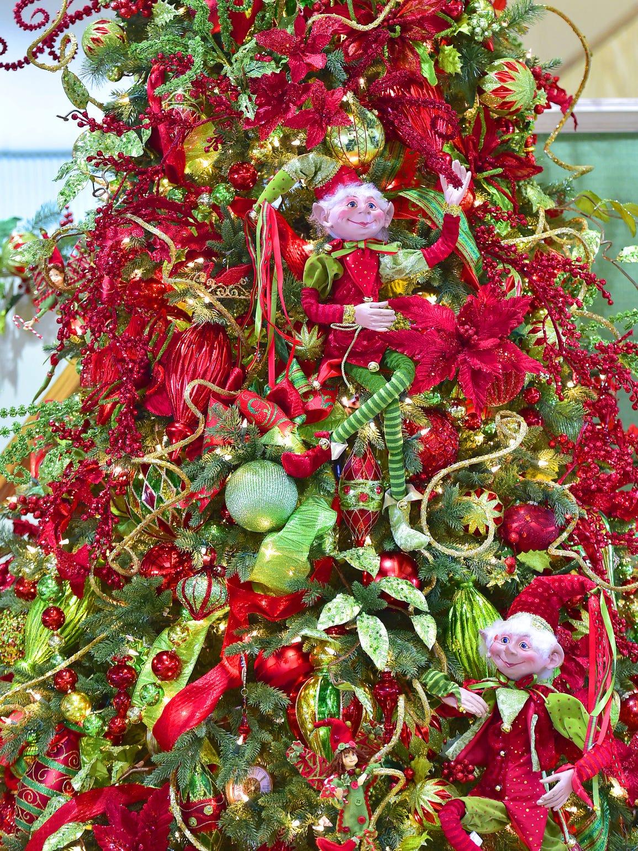 Christmas Tree Styles Run The Gamut This Year