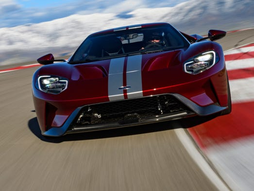 Review Powerful Ford Gt Lives Up To Supercar Status