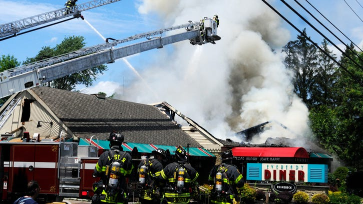 'If we can save it,' we will, says dad after Eveready Diner fire