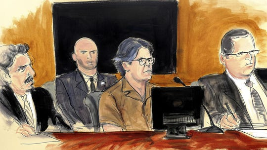 NXIVM: Clare Bronfman, heiress to Seagram's, pleads guilty in sex cult case