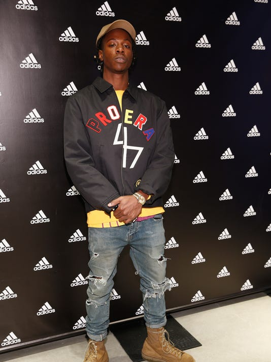 adidas New York Flagship Preview Party