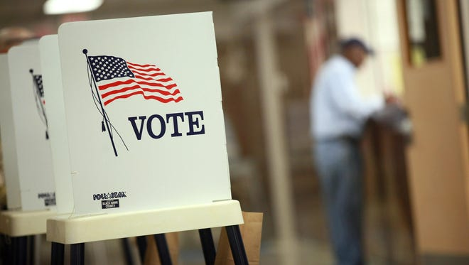 Less than 10 percent of Battle Creek's registered voters came to the polls on Tuesday.