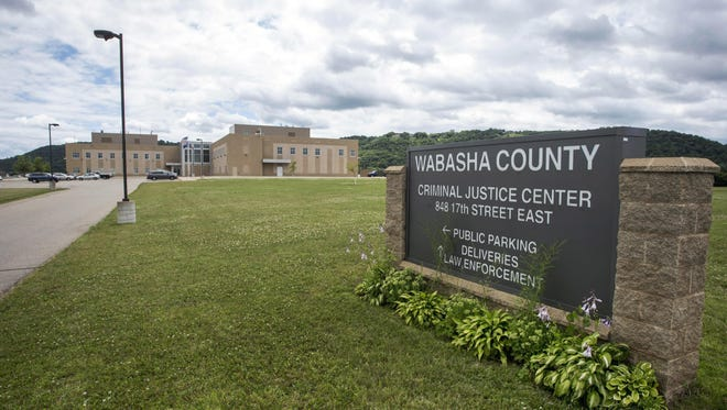 The Wabasha County Criminal Justice Center in Wabasha, where authorities accessed information on civilians through law enforcement databases. The Minnesota Department of Public Safety said it changed the way officers access a state driver database after a 2013 legislative audit found over half of the 11,000 law enforcement who use it made searches that appeared questionable. The audit was conducted after a former state employee was charged with illegally viewing thousands of driver's license records.