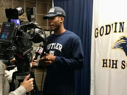 Butler's first commitment for the 2018 class is expected