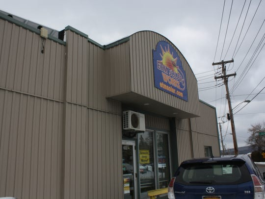 ETM Solar Works is located on 300 North Street in Endicott.