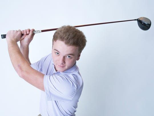 Eli Maxwell, CBHS golf