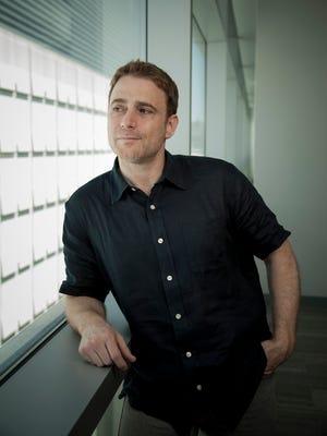 Slack CEO Stewart Butterfield.