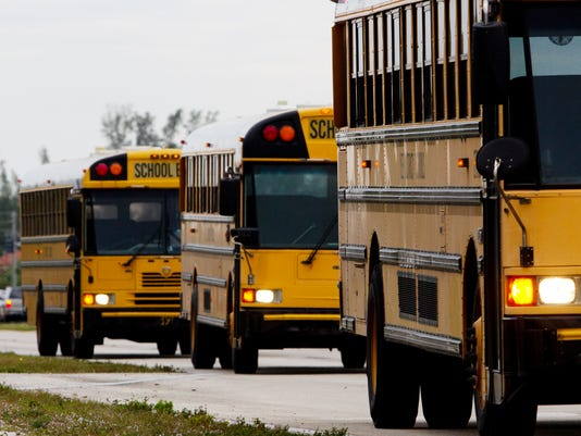 School bus driver records: some clean, others alarming