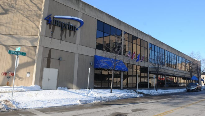 Strong sales growth has spurred 4imprint to expand its Oshkosh facilities and add 150 new jobs over the next three years.  The company will spend $10.8 million to add 25,000 square feet of office space to its North American headquarters in downtown Oshkosh and to double the size of its west side distribution center with a 100,000-square-foot expansion.