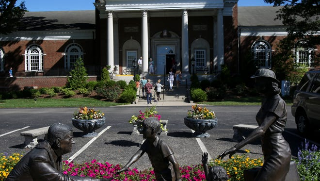 The Masonic Homes of Kentucky held a brunch as part of their 150th anniversary celebration.