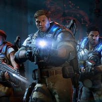 """Prolific film and TV composer Ramin Djawadi put his own spin on the """"Gears of War 4"""" soundtrack while remaining faithful to the nearly decade-old """"Gears"""" series."""