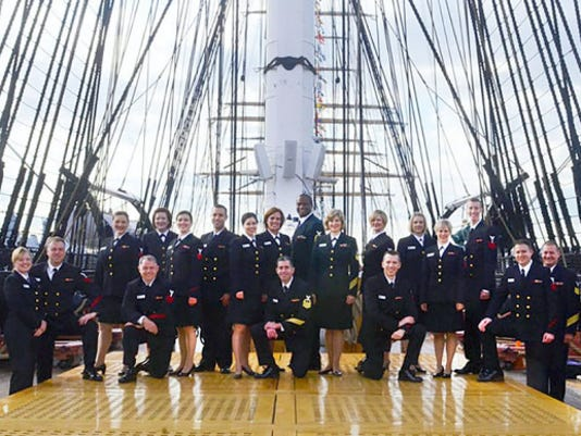 U.S. Navy Band Sea Chanters