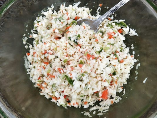 Homemade coleslaw is inexpensive, rich in nutrients and not all that difficult to throw together.
