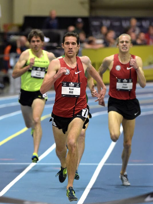 Track and Field: USA Indoor Championships-Combined Events