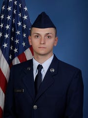 U.S. Air Force Airmen Brandon P. Boozer