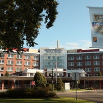 Morristown Medical Center will benefit from a $106 million fundraising campaign.