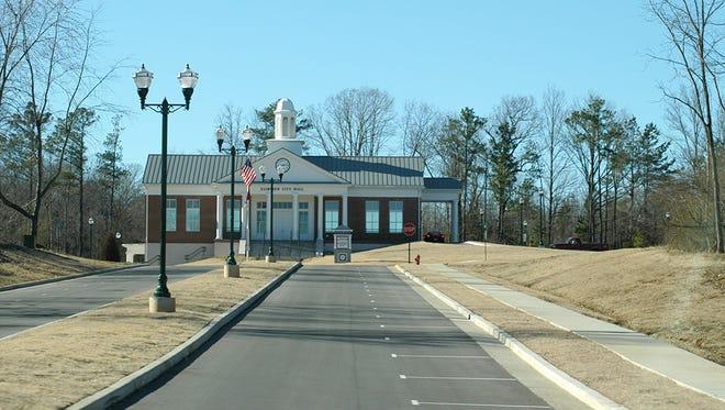 Fairview City Hall