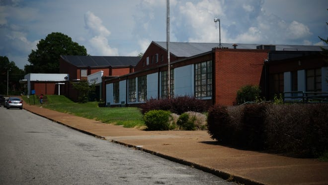 A file photo of Jackson Central-Merry Academy of Medical Technology High School