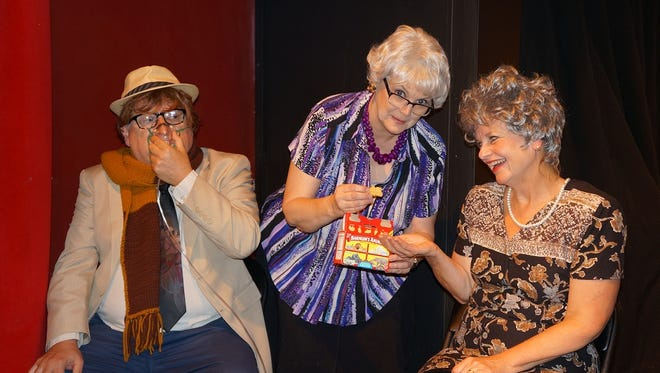 """The Somerset Valley Playhouse will present """"Dearly Departed"""" at 689 Amwell Road in Hillsborough from Oct. 20 through Nov. 5 on Fridays and Saturdays at 8 p.m. as well as Sundays at 2 p.m."""