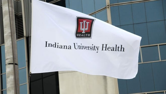 Indiana University Health said Sunday, Nov. 26, 2017, that a nurse accused of posting a controversial tweet no longer works for the health system.