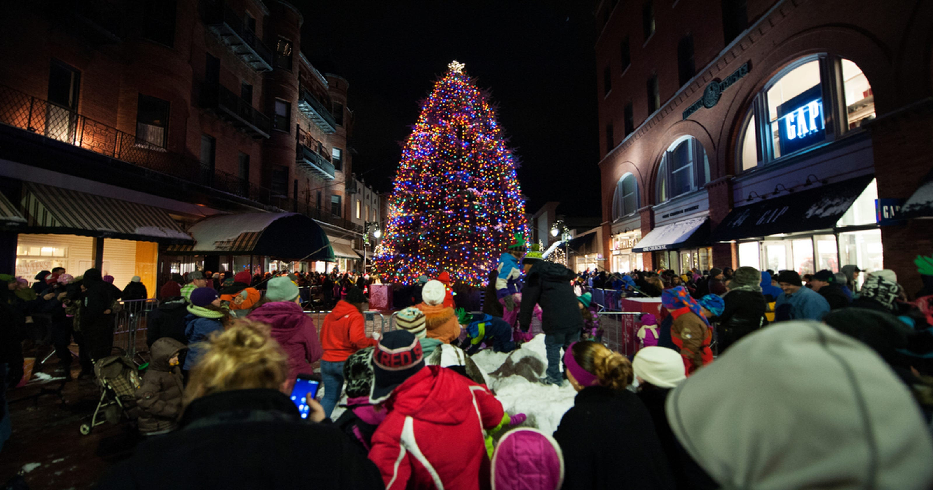 Christmas In Vermont.Vermont Holiday Events Calendar