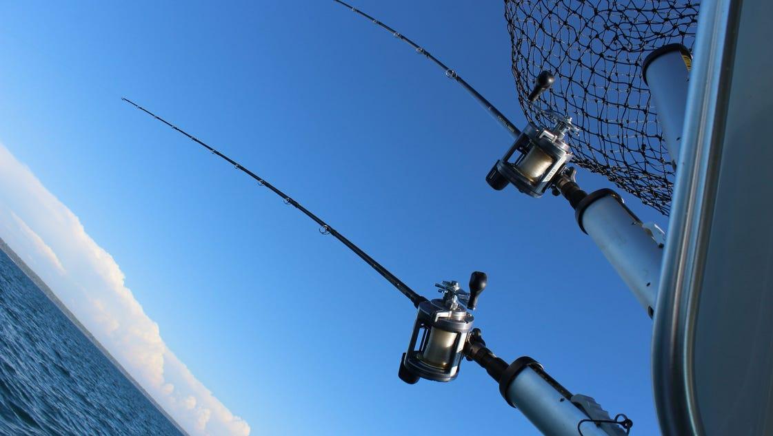 Michigan reduces stocking of salmon in lake michigan for Michigan fish stocking