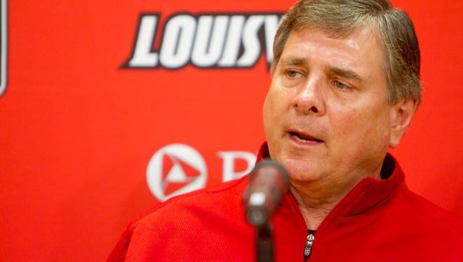 U of L AD Tom Jurich