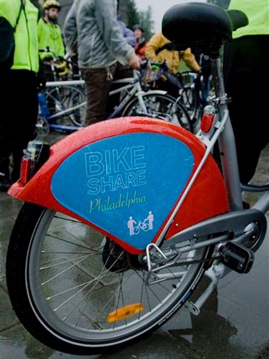 Philly Bike Share