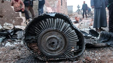 Chemical weapons watchdog: Chlorine used in Syrian town of Saraqeb