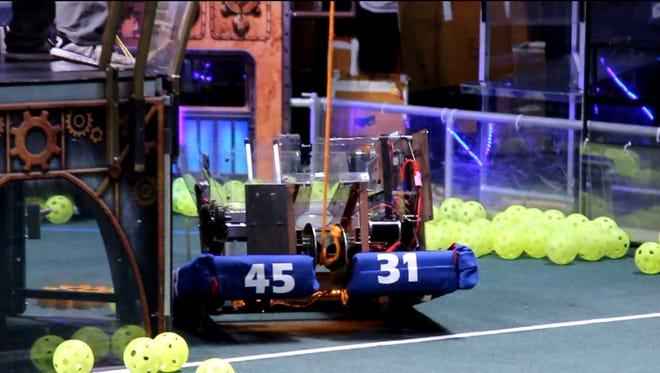 Two Rivers High School's STEMpunk 4531 will host its annual Robot Faire Dec. 30.