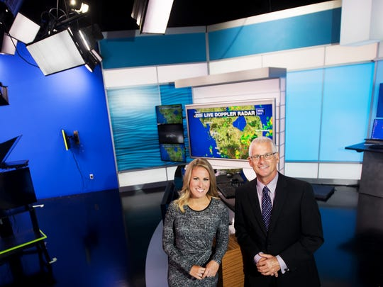 NBC-2 chief meteorologist Robert Van Winkle is retiring, and Allyson Rae is returning after a stint in suburban Washington D.C.