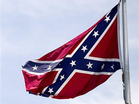 Congress Confederate Flag