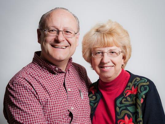 Nancy and Dave Writebol