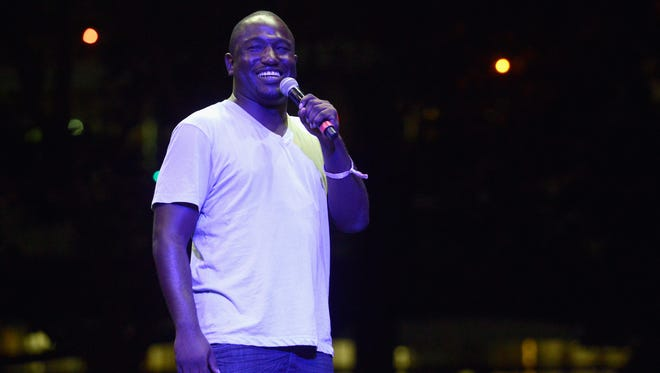 Hannibal Buress performs at FYF Fest in July at Exposition Park in Los Angeles, California.