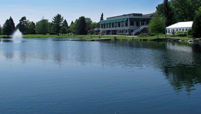 Shadow Lake Golf and Racquet Club is on Five Mile Line Road in Penfield.