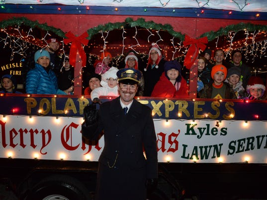 Millville Holiday Parade