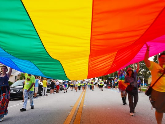 Space Caost Pride Parade and Festival