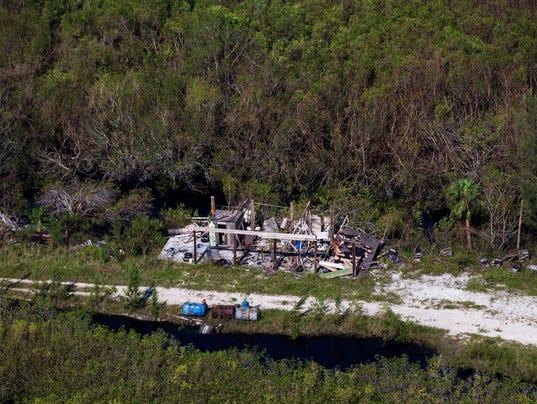 #file Hurricane Irma Everglades