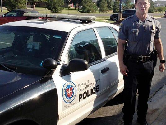 Oklahoma City Officer Assault Allegations
